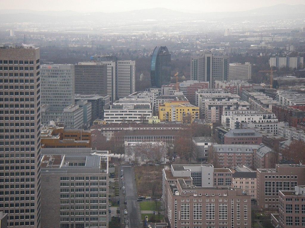 Novotel Frankfurt City Hotel Germany