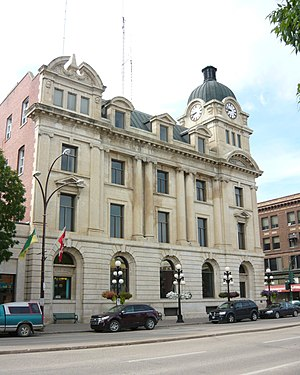 Moose Jaw - City Hall
