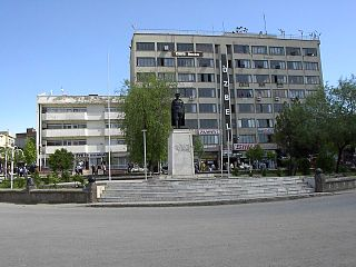 Siirt Municipality in Turkey