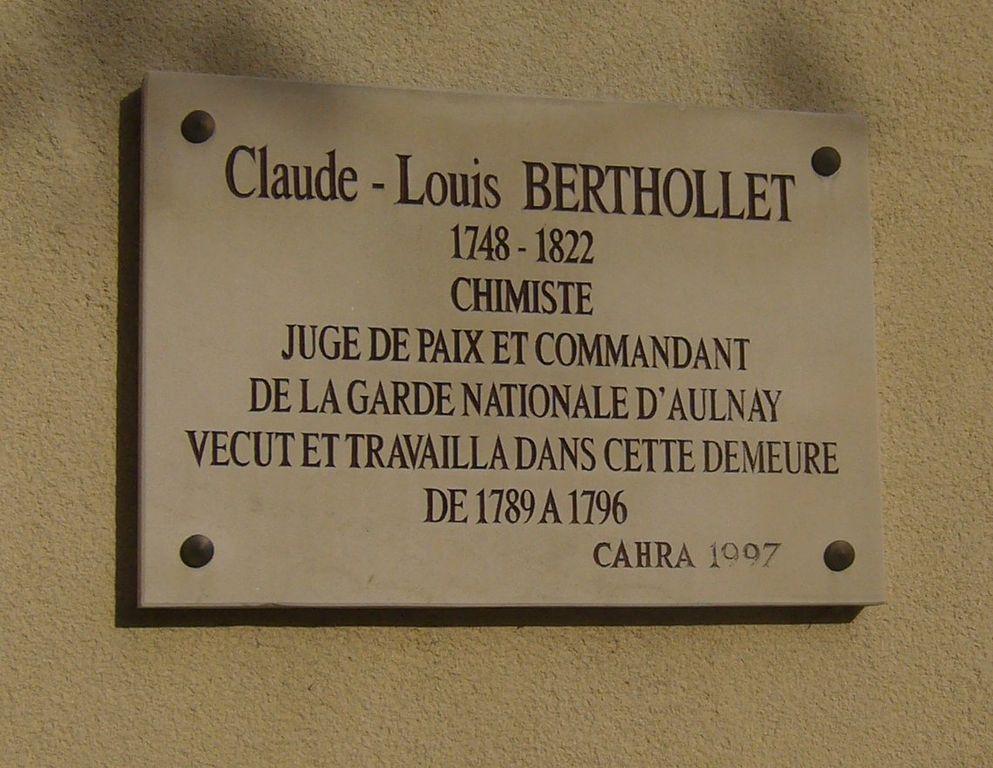 (17481822) sur la maison de Gainville à AulnaysousBois (France