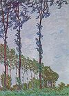 Claude Monet - Poplars (Wind effect).JPG