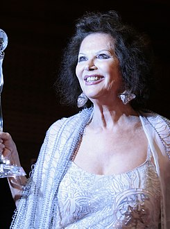 Claudia Cardinale, Women's World Awards 2009 a.jpg