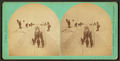 "Clearing the track, showing ""cut"" through the drift, 12 to 15 feet deep, from Robert N. Dennis collection of stereoscopic views.png"