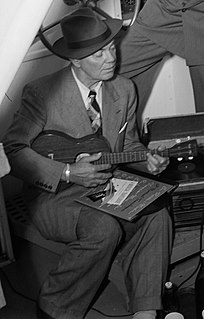 Cliff Edwards American singer and actor