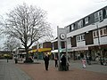 Clock in Portchester Precinct - geograph.org.uk - 731412.jpg