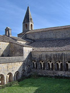abbey located in Var, in France