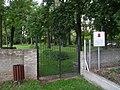 Cmentarz ewangelicki na Kępie Zawadowskiej 01.JPG
