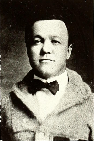 Earle C. Hayes - Hayes pictured in Reveille 1916, Mississippi State yearbook