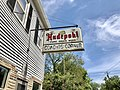 Coaches Corner Hudepohl Beer Sign, 6th Street, Taylors Landing, Newport, KY - 50365050996.jpg