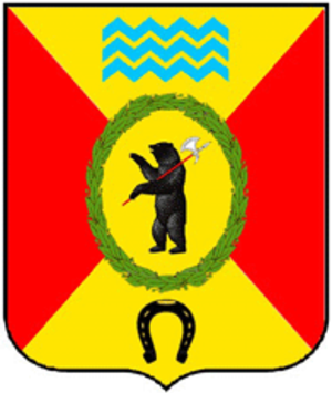 Bolsheselsky District - Image: Coat of Arms of Bolsheselskiy rayon