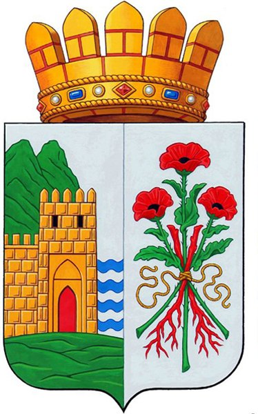 Coat of arms of Derbent