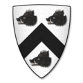 Coat of Arms of EDNOWAIN BENDEW, Lord of Tegaingle, Flintshire.png