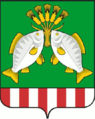 Coat of Arms of Kazanskiy rayon (Tyumen oblast).png