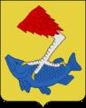 Coat of Arms of Pravdinsk (Kaliningrad oblast).png
