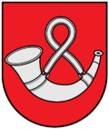 Coat of arms of Taurage (Lithuania).png