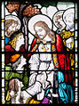 Cobh St. Colman's Cathedral South Aisle Window 4 Detail Raising of the Son of the Widow of Nain 2015 08 27.jpg