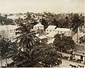 Collectie Nationaal Museum van Wereldculturen TM-60061939 Overzicht vanaf het Mytle Bank hotel in Kingston Jamaica fotograaf niet bekend.jpg