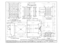 Colonel Paul Wentworth House, Dover Street (moved to MA, Dover), Dover, Strafford County, NH HABS NH,9-SALFA,1- (sheet 21 of 41).png