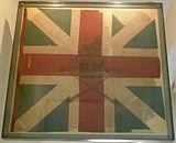 Colours of Barrell's Regiment at Culloden