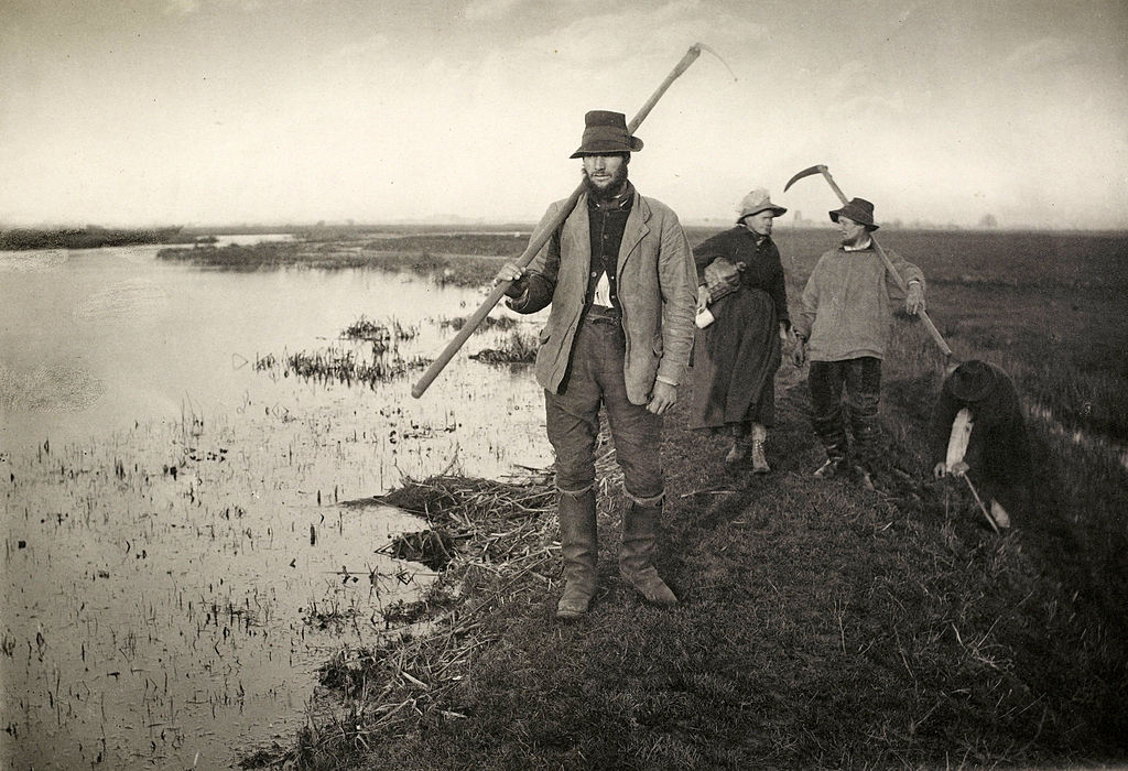 File Coming Home From The Marshes Peter Henry Emerson