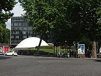 Communist Party HQ, Place du Colonel Fabien, Paris July 2014.jpg