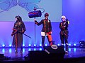 Concours Cosplay Dimanche - Mang'Azur 2014 - P1830429.JPG