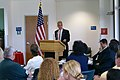 Congressman Mario Diaz-Balart delivers the keynote speech to members of the Greater Homestead City Chamber of Commerce.jpg