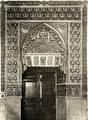 Constantin Uhde (1888) Puerta de la antesala en el Palacio Arzobispal de Alcalá de Henares.png