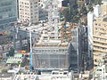 Construction accross Roppongi Midtown 1.jpg