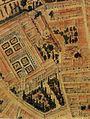 Convent de Sant Francesc de València, plànol de Tosca de 1704.jpg