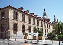 Convento de las Comendadoras de Santiago (Madrid) 08.jpg