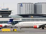 Copenhagen Airport SAS plan 20091125 9501F (8660635382).jpg