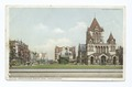 Copley Square, Trinity Church, Boston, Mass (NYPL b12647398-69908).tiff