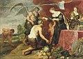 Cornelis de Vos - De Landbouw door de Rijkdom bekroond - 1932 (OK) - Museum Boijmans Van Beuningen.jpg