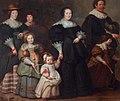 Cornelis de Vos - Zelfportret van Cornelis de Vos (1584-1651)met zijn vrouw Susanna Cock en hun kinderen - ГЭ-623 - Hermitage Museum.jpg