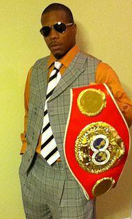 Cornelius Bundrage American boxer