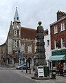 Cornhill, Dorchester - geograph.org.uk - 733776.jpg