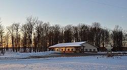Hình nền trời của Corning, Wisconsin