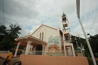 Coron, Palawan - Church in Coron.