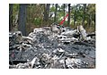 Corporate Airlines 5966 - Photograph of main wreckage area.jpg