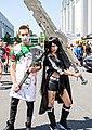 Cosplayers at Gamescom 2015 (20242345708).jpg