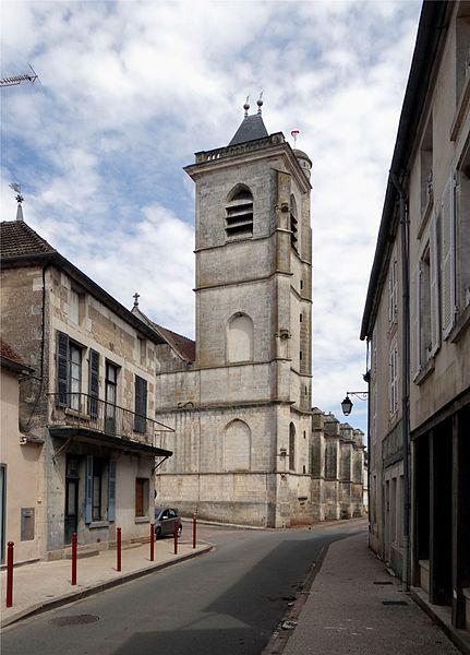Eglise Notre-Dame, Coulanges-sur-Yonne, Yonne, France.