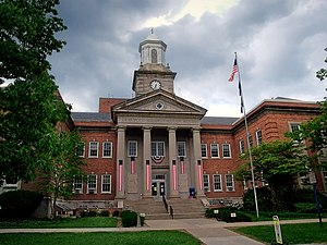Crawford County, Pennsylvania - Image: Crawford County Pennsylvania Courthouse