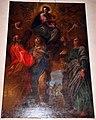 Cristoforo roncalli (ambito), madonna col bambino e santi, 01.JPG