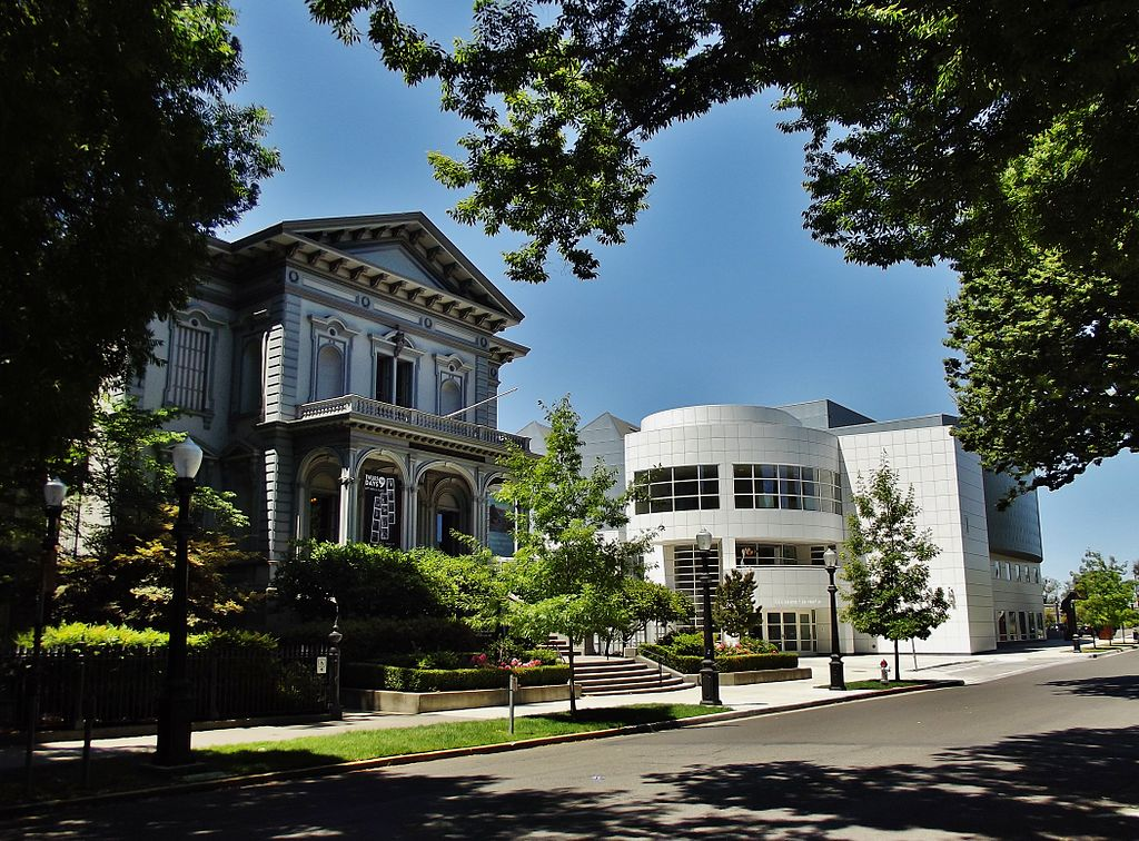 Crocker Art Museum - Virtual Tour