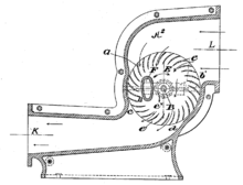 Mechanical fan on wiring diagram for axial fans