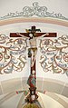 Crucifix in the Saint Catharine church in Lajen.jpg