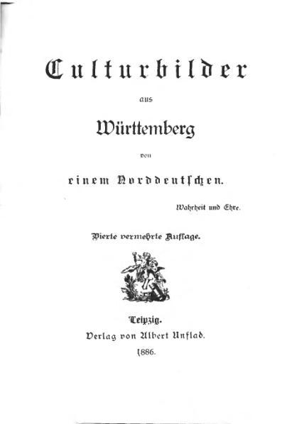 File:Culturbilder aus Wuerttemberg 1886.djvu