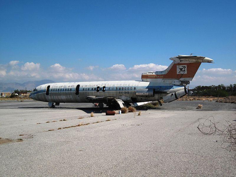 File:Cyprus - Nicosia airport plane.JPG