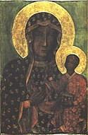 Jesus and Mary: Black Madonna of Częstochowa